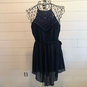 LN San Francisco High/Low Dress